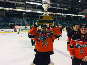 Olivier Dallaire captures NB AAA Provincials