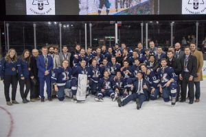 Louis Guay and STFX Capture Bronze medal at USPORT Championships