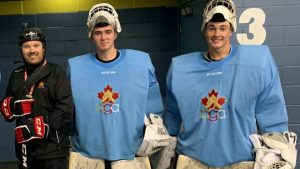 Bridge Class 2012 Students make QMJHL debut!